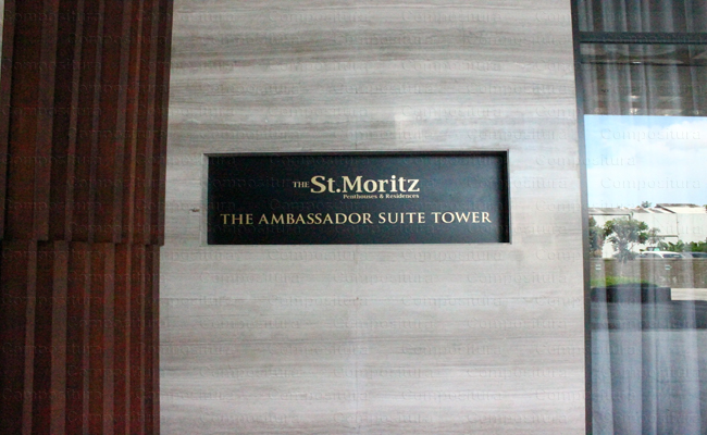 The Ambassador Suite Tower (Lippo Group) - The St. Moritz, Jakarta