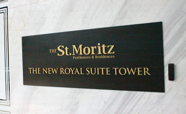 The New Royal Suite Tower (Lippo Group) - The St. Moritz, Jakarta
