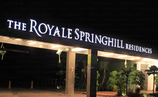 The Royale Spring Hill Residences - Jakarta